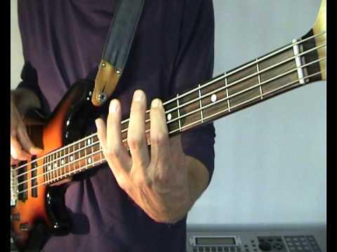 Whitesnake - Here I Go Again - Bass Cover