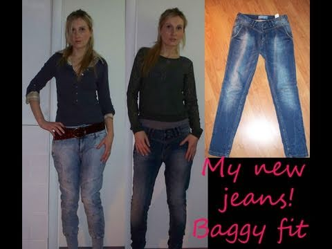 My New Baggy Fit Jeans!