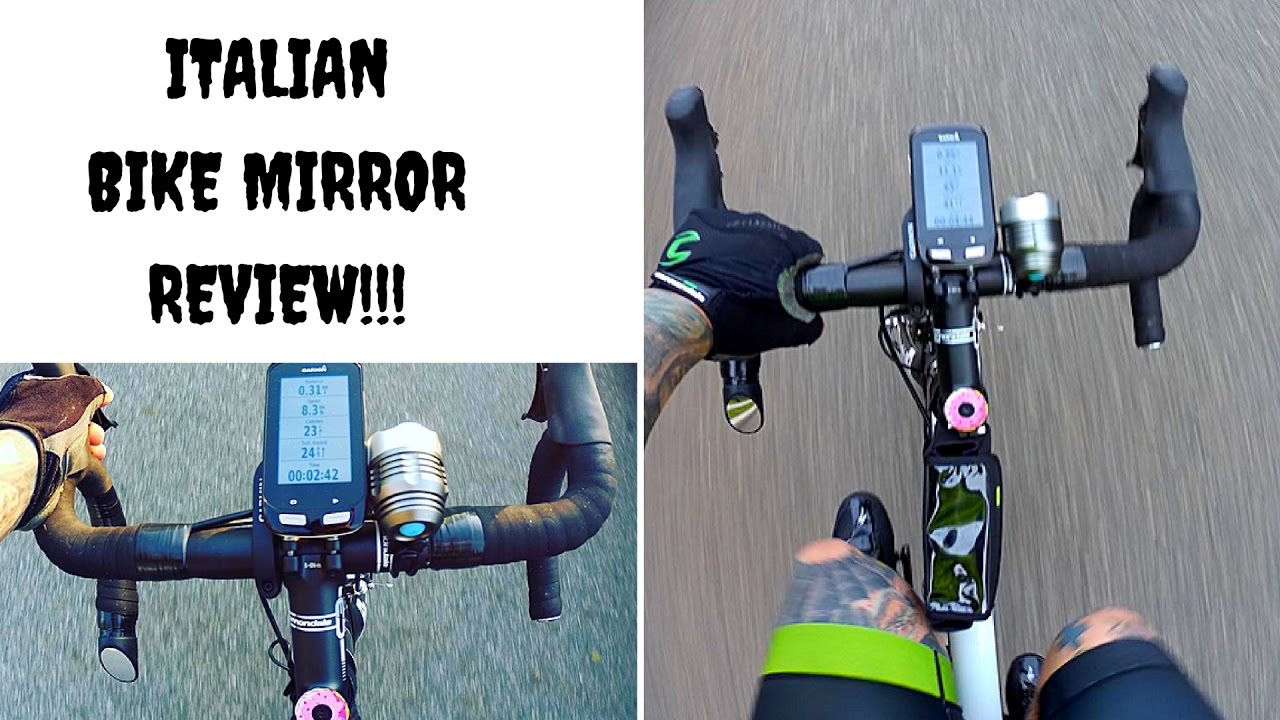 Italian Bike Mirror Youtube