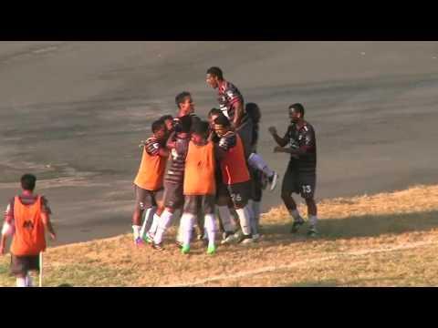 Gol de Alfredo Padilla Vs Angostura FC