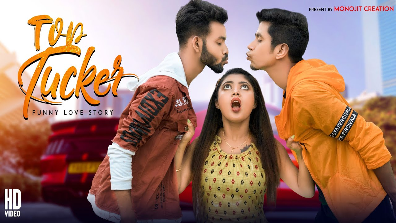 Download Top Tucker Song   Badshah   Funny Video   Cute Love Story   New Song 2021   Monojit