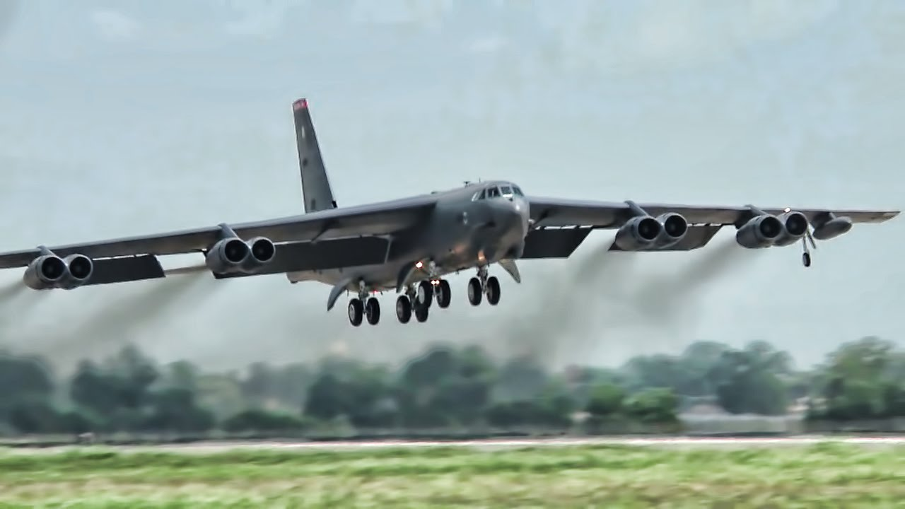 B-52 Stratofortress - Documentary - US Air Force