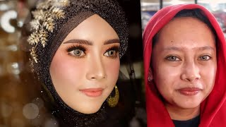 Makeup Trend 2019 | Before After | Makeup Transformation #15