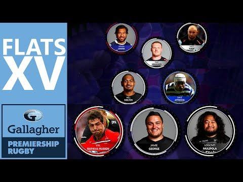 Flats XV - Round 1 | Gallagher Premiership 2018/19