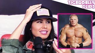 Brock Lesnar Pops For Steroids | MMA Minute