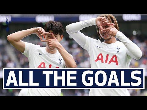 EVERY preseason goal before the 2021/22 Premier League season!