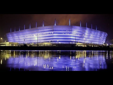 2018 FIFA World Cup – Kaliningrad Ready to Welcome Football Fans From All Over The World