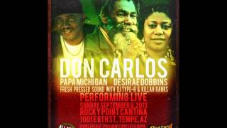 Download Johnny Big mouth by Don Carlos MP3 song and Music Video
