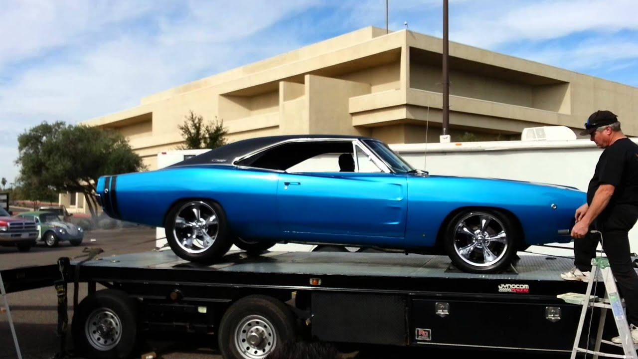 1968 Dodge Charger Mopar Dyno Youtube