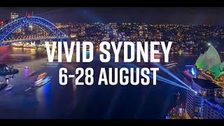 Vivid Sydney returns 6-28 August 2021 | Explore the Program