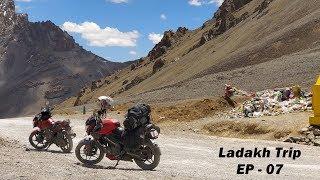 My #Ladakh Trip Episode 07 - Zoji La Pass - #Drass - #Kargil - Leh Ladakh