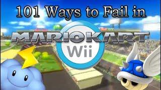 101 Ways to Fail in Mario Kart Wii