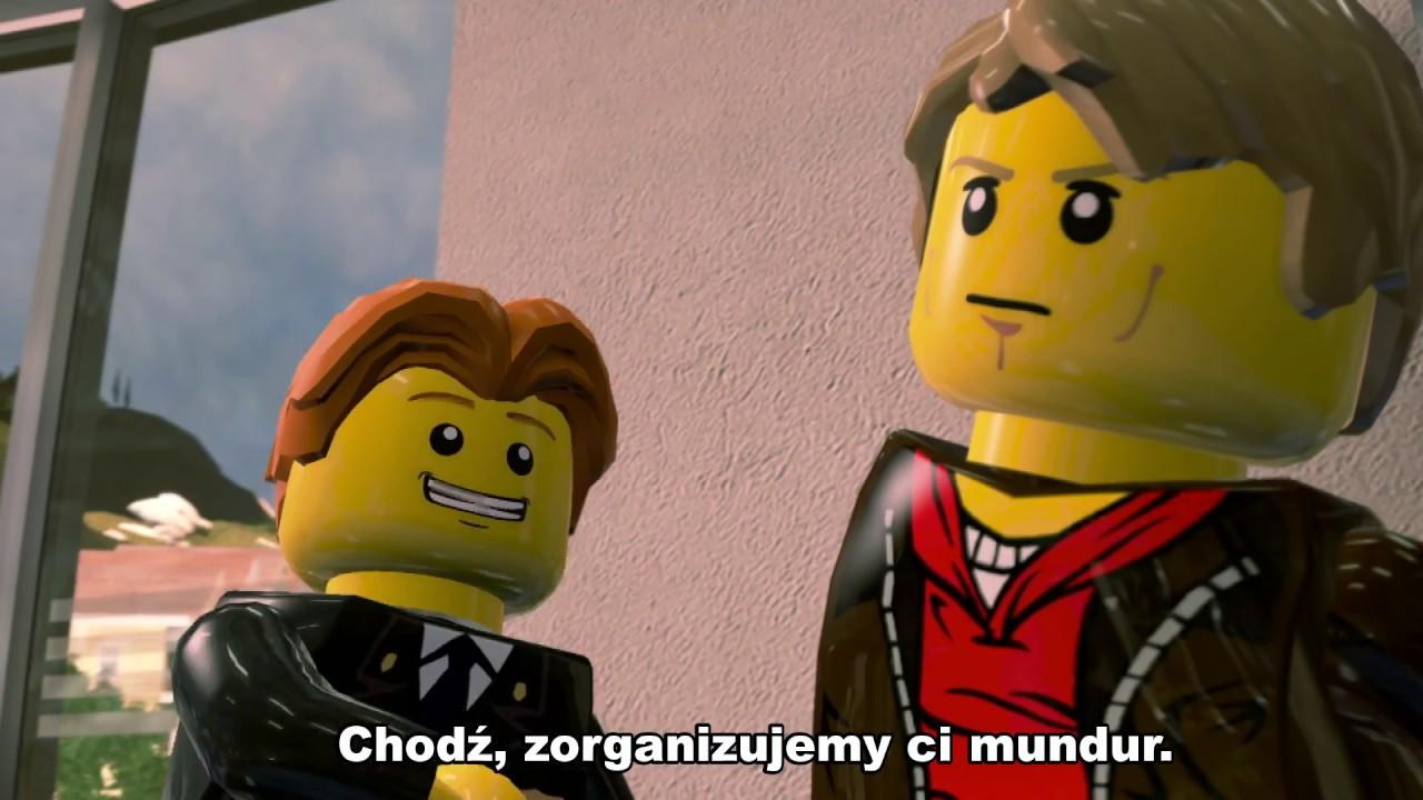 Lego City Tajny Agent Kamuflaż Zwiastun Gry Youtube