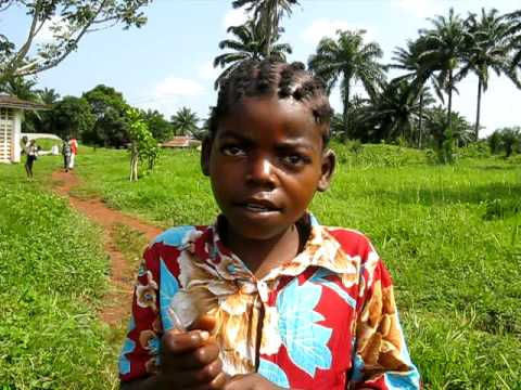 Interview with a Girl in Congo