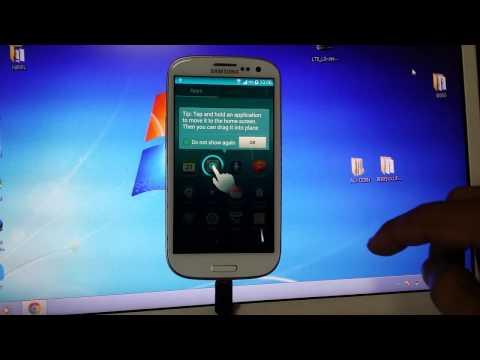 Galaxy S3-LTE (SHV-E210K) converted to GT-I9305