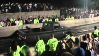 64' Chevy Imperial Car Show Burnout