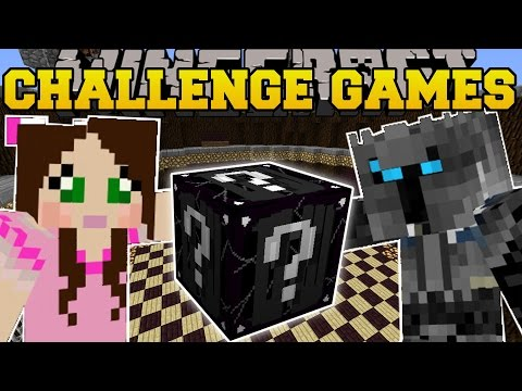 Minecraft: DR. WHO LUCKY BLOCK CHALLENGE GAMES - Lucky Block Mod - Modded Mini-Game