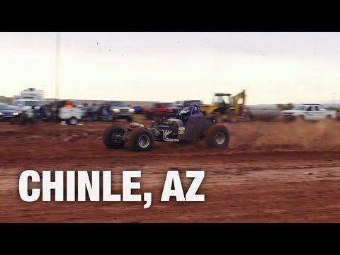 Arizona Mud Racing - Pro Modified Chinle, AZ 2018 Day 2