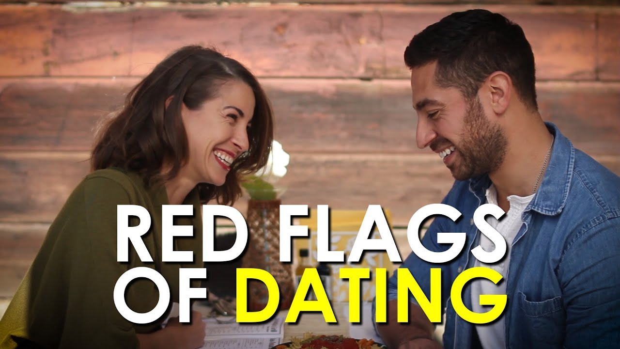 red flags to look for when dating a man