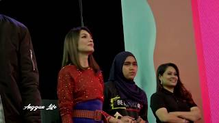 Amyra Rosli & Amar Baharin di Karnival Anggun Life | Pop Express