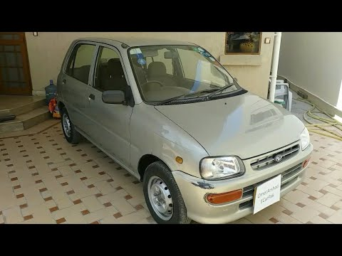 Daihatsu Cuore CX ECO | In-Depth Review | Price, Features & Test Drive | Urdu