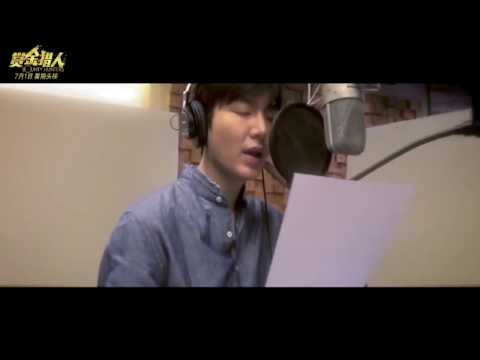 "【OFFICIAL HD MV】《Run》Theme Song of ""Bounty hunter"" Lee Min Ho ft YuQuan"