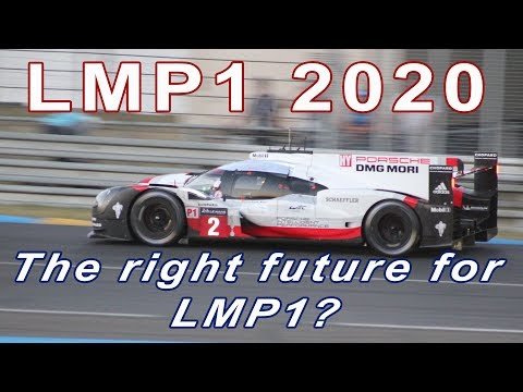End of the Golden Era.....or not? | 2020 LMP1 Regs