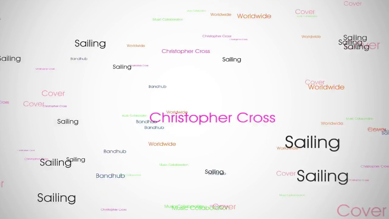 Christopher Cross Sailing Bandhub Cover