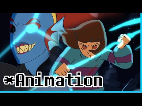 Undertale - Undyne the Undying - ANIMATION