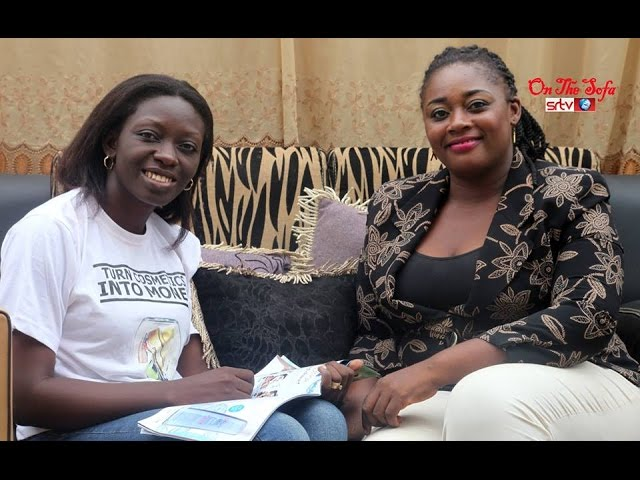 On The Sofa with Sharon Ifepariola Adegboye