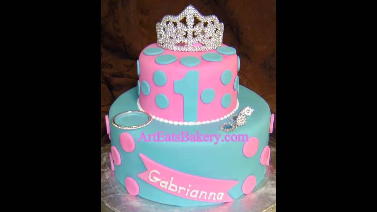 Birthday Party cake ideas for girls   YouTube