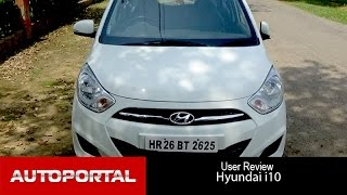Hyundai i10 Magna User Review - 'good exterior' - Autoportal