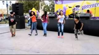 Cumbia praderas - Dj Pucho - Chicas wepa