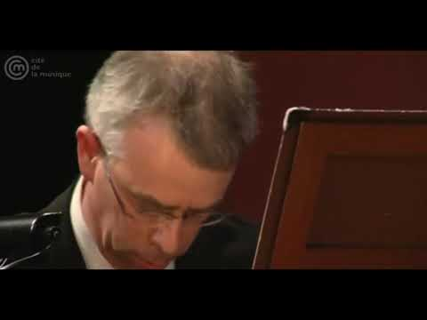 Bach English Suite No 5 BWV 810 E minor Pierre Hantaï harpsichord