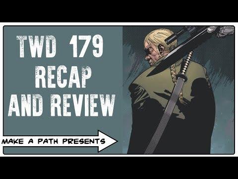 THE WALKING DEAD COMIC 179 RECAP & REVIEW