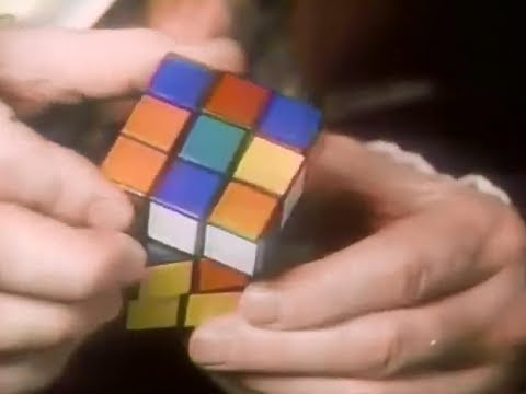 Ideal Toy Corporation Rubik's Cube 1980 TV Commercial HD