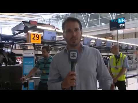 (Internationale) media storten zich massaal op de nieuwe vlucht MH17