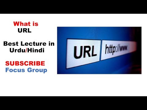 What is URL    How it Work    Computer Science    Lecture in Urdu/Hindi