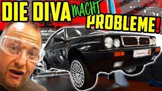 Die DIVA macht PROBLEME! - Lancia Delta Integrale - Ölverlust nach nur 300km!