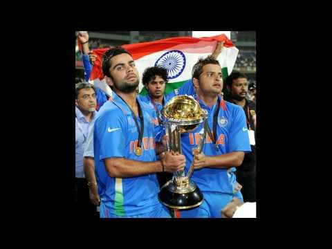 2011 world Cup  winning Best Moment