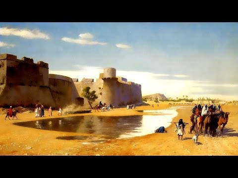 Ancient Arabian Music - Desert Caravans