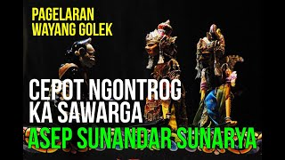 WAYANG GOLEK DALANG ASEP SUNANDAR SUNARYA |  SUKMA SAJATI (FULL) HD SERU !!! & LUCU PISAN