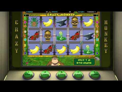Ігрові автомати безкоштовно мавпи