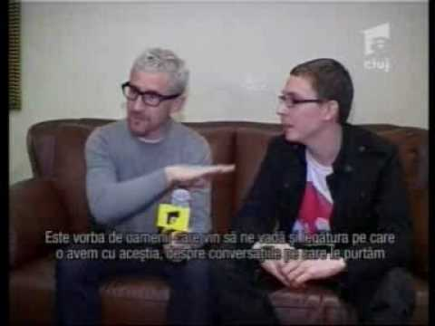 Above & Beyond interview for Antena 1 Cluj / Romania