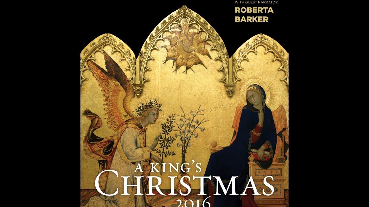 A King\'s Christmas 2016 - YouTube