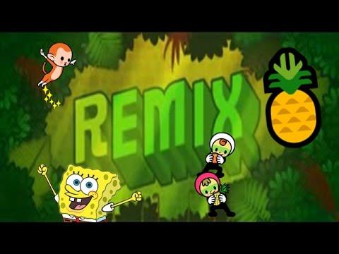 Rhythm Heaven Megamix Custom Remix: The Ultimate SpongeBob Remix