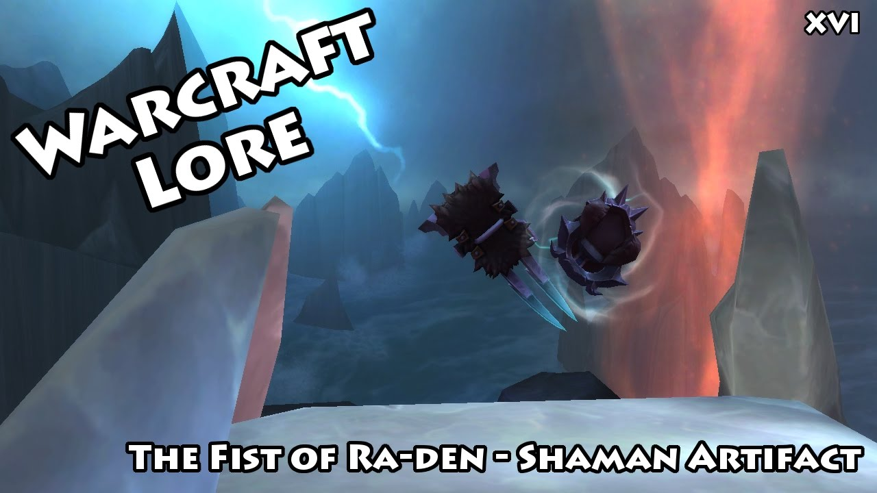 how to get 2nd artifact weapon shaman