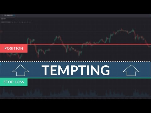 The Disciplined Way To Move Your Stop Loss Order