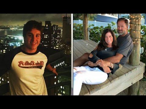 Florida College Kid Murders Couple, Eats Victim's Face