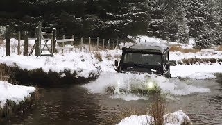 Land Rover Adventure Club: Wales 2018 – Cambrian Adventure 2 – Extreme Snow Adventure